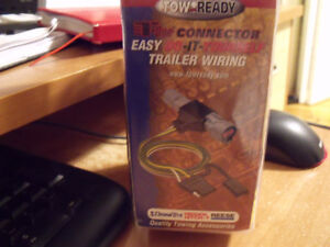 REESE TRAILER HITCH WIRING ASSEMBLY