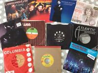 FANTASTIC VINYL RECORDS COLLECTION! 350+ items LP's & SINGLES - LOW PRICE FOR QUICK SALE!!