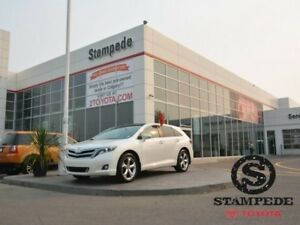 2013 Toyota Venza 4DR WGN V6 AWD TOURING JBL PACKAGE  - Certifie
