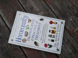 HOMEOPATHY BOOK