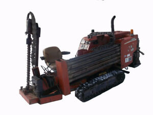 2008 DITCH WITCH JT520 DIRECTIONAL DRILLING MACHINE Cash/ trade/