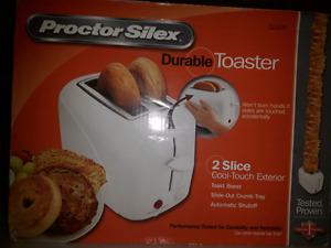 Toaster brand new in box