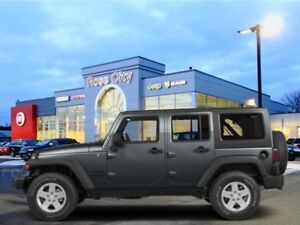 2014 Jeep Wrangler Unlimited WRANGLER UNLIM 4X4