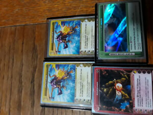 Chaotic cards MINT RARE
