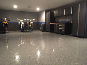Do yourself garage flooring installation and refinishing post your classified or want ad in chatham kent flooring its fast and easy solutioingenieria Images