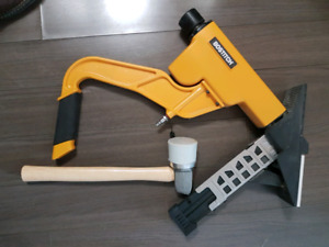 Bostich Flooring installer gun 3 in one like new