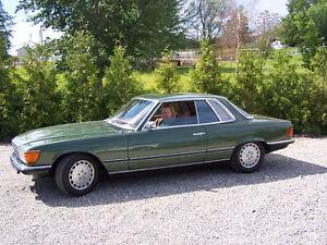 1976 450 Mercedes SLC