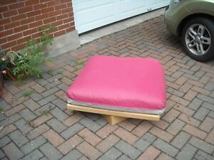 Patio Seat with Cushion