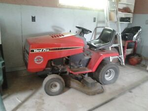 lawn mower for sale Yard pro estate series