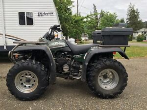 2000 Yamaha Big Bear