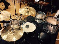Liberty acrylic drum kit