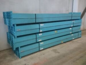 "Redi Rack Pallet racking - 36"" frames and 13' beams"