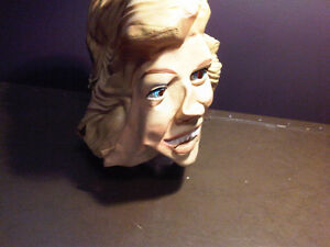 large collection  masks & display busts haunted house halloween Peterborough Peterborough Area image 8