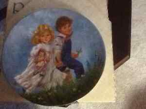 Mother Goose Collector Plates Windsor Region Ontario image 5