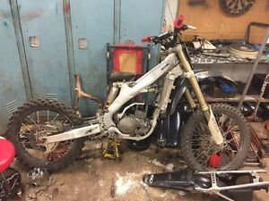 Need 2007 Honda crf250R parts