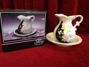PITCHER AND BOWL BY ROSE COLLECTION Windsor Region Ontario image 1