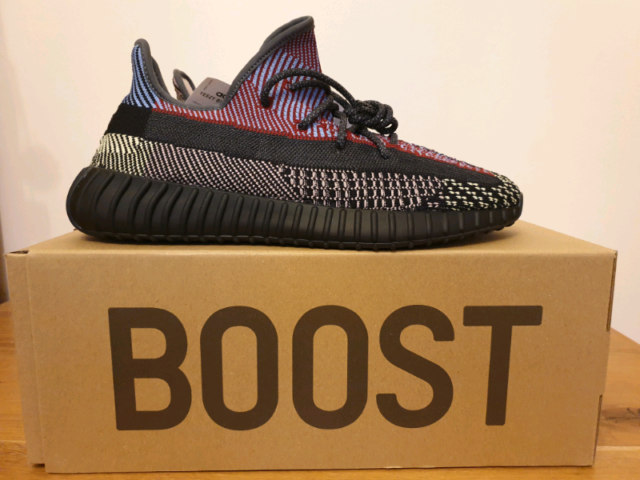 Adidas Yeezy Boost 350 V2 'Yecheil' FW5190 (Non Reflective) UK 11 i Kingsteignton, DevonGumtree i Kingsteignton, Devon Gumtree