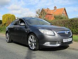 2010 Vauxhall Insignia 2.0 CDTi VX LINE SRi 160 BHP 4DR TURBO DIESEL SALOON *...