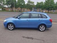 "SKODA FABIA 1.2 TSI SE 5 DOOR ESTATE 2013 ""63"" REG 40,000 MILES FULL HISTORY"