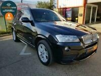 2014 BMW X3 XDRIVE30d M SPORT Auto ESTATE Diesel Automatic