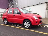 2007 07 SUZUKI IGNIS 1.3 GL, Red, Manual, Petrol