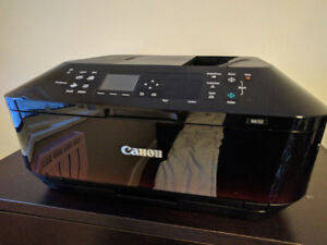 Canon MX722 3-in-One Printer with Full Ink + free Ink refill