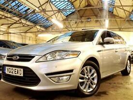 2012 Ford Mondeo 1.6 TDCi ECO Zetec Estate 5dr Diesel Manual (start/stop)