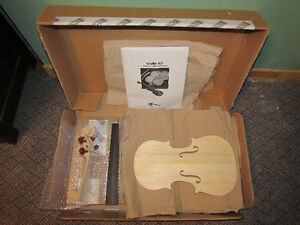 4/4 Violin / Fiddle Kit