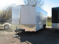 New 16' x 8 1/2' wide Continental Cargo Trailer (2016 model)