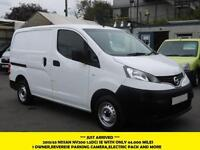 2013 NISSAN NV200 1.5 DCI SE WITH ONLY 44.000 MILES,1 OWNER,REVERSE PARKING CAME