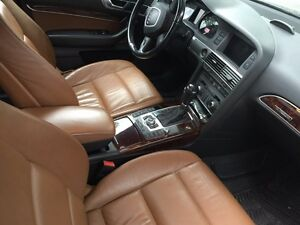 Audi A6 quarto AWD / low millage well maintained.non nego