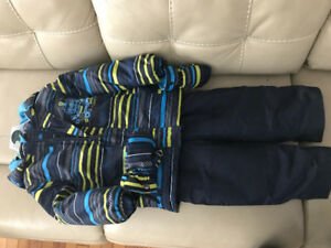 Kids Snow Suit size 2 T