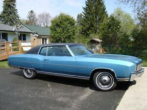 NEW OLD CAR - 1972 MONTE CARLO