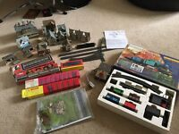 Hornby Industrial Freight set & Accessories