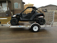 Arctic Cat Wildcat for Trade on a Motorcycle or cash.