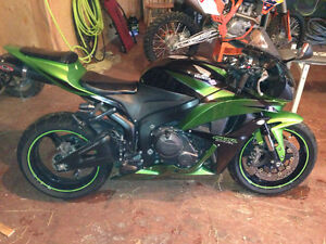 2007 Honda CBR600rr for sale