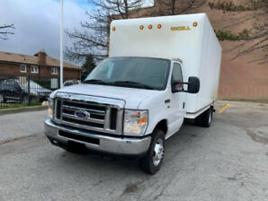 2016 Ford E 450 16 Ft Box With Ramp 58000Km 30500$ OBO