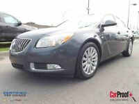 2011 BUICK REGAL TURBO, TOIT OUVRANT, CUIR