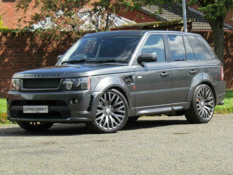 2012 Land Rover Range Rover Sport 3 0 SD V6 HSE (Luxury Pack) 4X4 5dr   in  Bishopbriggs, Glasgow   Gumtree