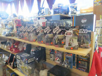 Star Wars Figures In Stock Plus Ships & Larger Figures in Stock