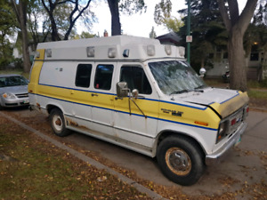 1988 Ford 7.3 Diesel Ambulance