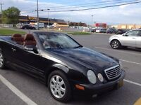 Mercedes CLK 320 Cabriolet. Leather,Luxury Edition