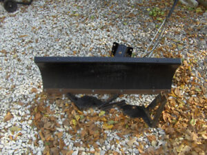 Snow Plow Blade for Craftsman Mower Tractor