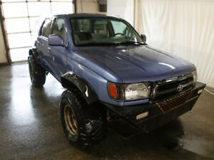 2000 3.4L Toyota 4 Runner Manual Lifted