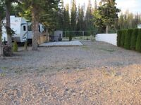 Lakeside lot for rent or sale