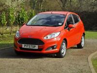 Ford Fiesta Zetec 1.5 Tdci 5dr DIESEL MANUAL 2013/13