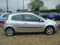 Renault Clio 2.0 VVT ( 138bhp ) 6sp Dynamique S GUARANTEED CAR FINANCE