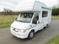 Elddis Xpedition Expedition 300 - 2003 - 4 Travel Seats