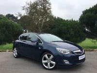 2010 VAUXHALL ASTRA 1.6 SRI VX-LINE TURBO (ONE OWNER | FVSH)