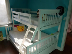 Gently used bunk bed for sale